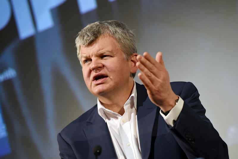 LONDON, ENGLAND - MARCH 09: Adrian Chiles attends his Screen Epiphany of 'Sergeant York' at BFI Southbank on March 9, 2016 in London, England. (Photo by Stuart C. Wilson/Getty Images)