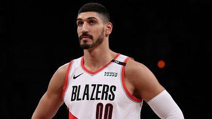 Kanter won't play in Toronto over arrest fears