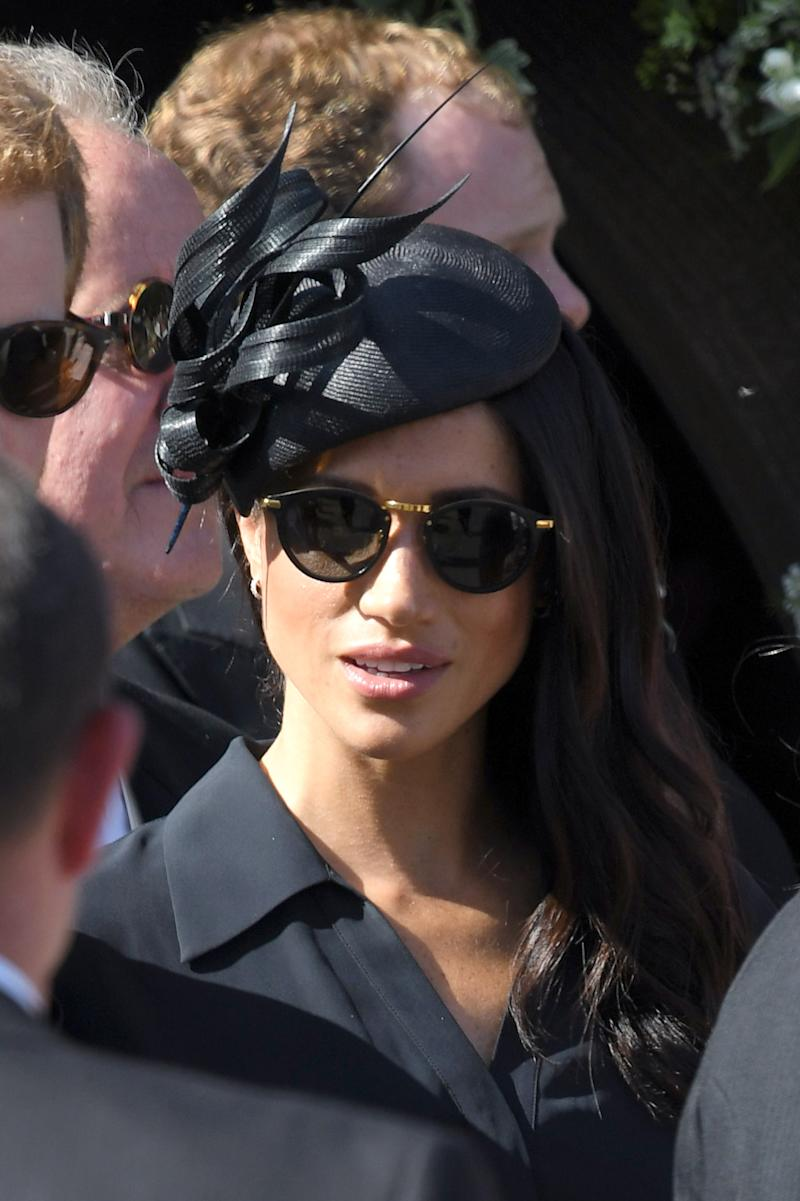 Meghan markle and her father Thomas havent spoken since wedding