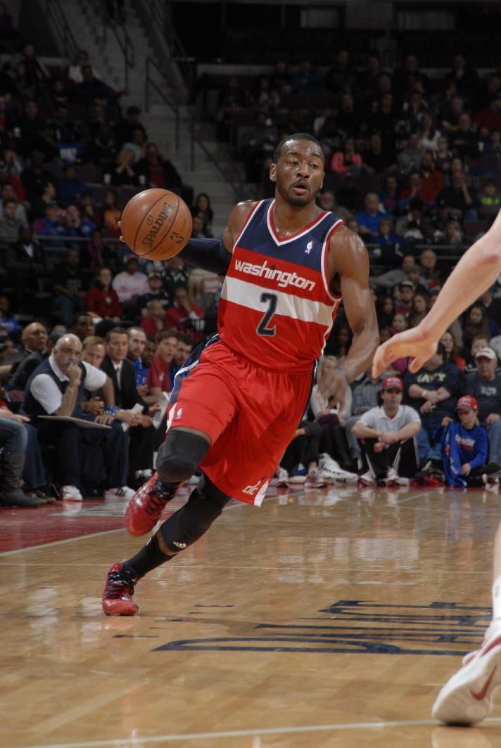 Wall scores 29, Wizards rally past Pistons 106-99