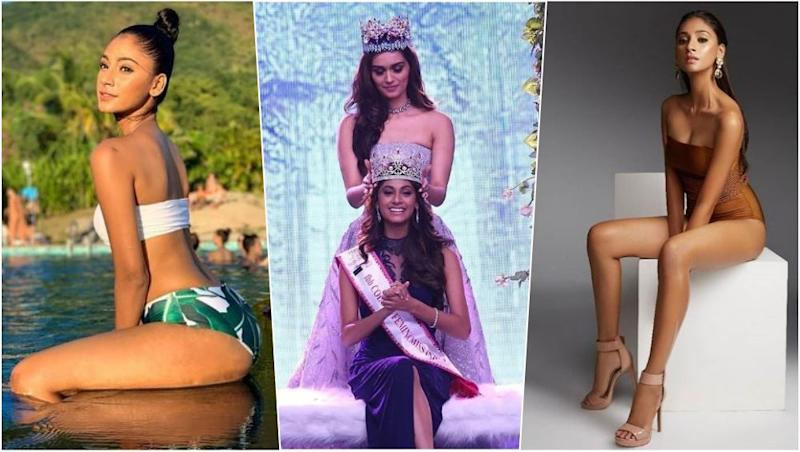 Anukreethy Vas, Miss India World Makes it To Top 30 in 2018 Miss World! See Hot Pics of this Indian Beauty