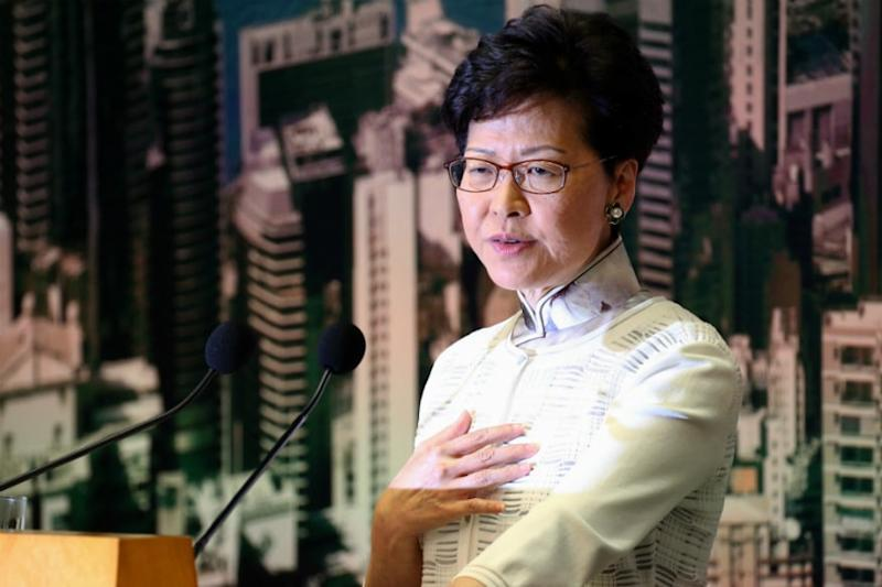 Hong Kong Leader Calls Out 'Double Standards' on National Security, Points to US Handling of Anti-racism Protests