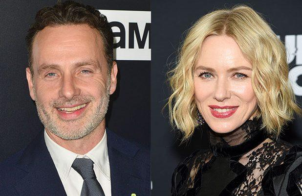 Andrew Lincoln to Star Opposite Naomi Watts in 'Penguin Bloom'
