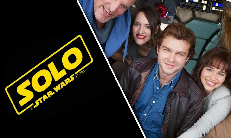The first synopsis for 'Solo: A Star Wars Story' has been released