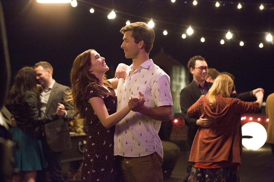 """<p>This sweet rom-com revolves around two demanding workaholics (played by <a class=""""link rapid-noclick-resp"""" href=""""https://www.popsugar.com/Lucy-Liu"""" rel=""""nofollow noopener"""" target=""""_blank"""" data-ylk=""""slk:Lucy Liu"""">Lucy Liu</a> and <a class=""""link rapid-noclick-resp"""" href=""""https://www.popsugar.com/Taye-Diggs"""" rel=""""nofollow noopener"""" target=""""_blank"""" data-ylk=""""slk:Taye Diggs"""">Taye Diggs</a>) who unwittingly bring together their overworked assistants (Zoey Deutch and Glen Powell) as they attempt to play matchmaker with their bosses. </p> <p><a href=""""http://www.netflix.com/title/80184100"""" class=""""link rapid-noclick-resp"""" rel=""""nofollow noopener"""" target=""""_blank"""" data-ylk=""""slk:Watch Set It Up on Netflix"""">Watch <strong>Set It Up </strong>on Netflix</a>.<br></p>"""