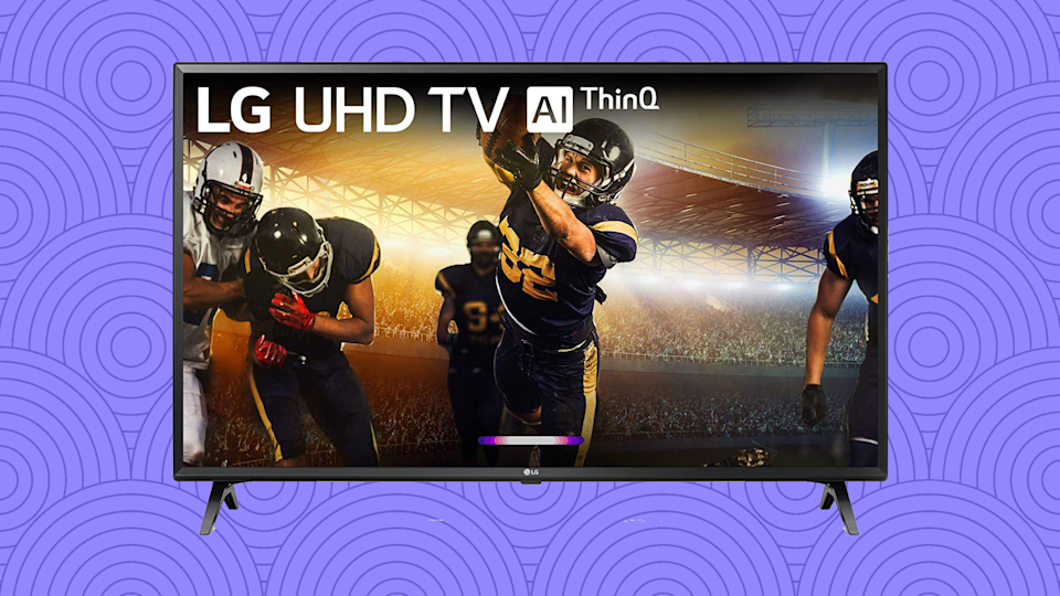 LG TV deals for the Super Bowl! (Photo: Amazon)