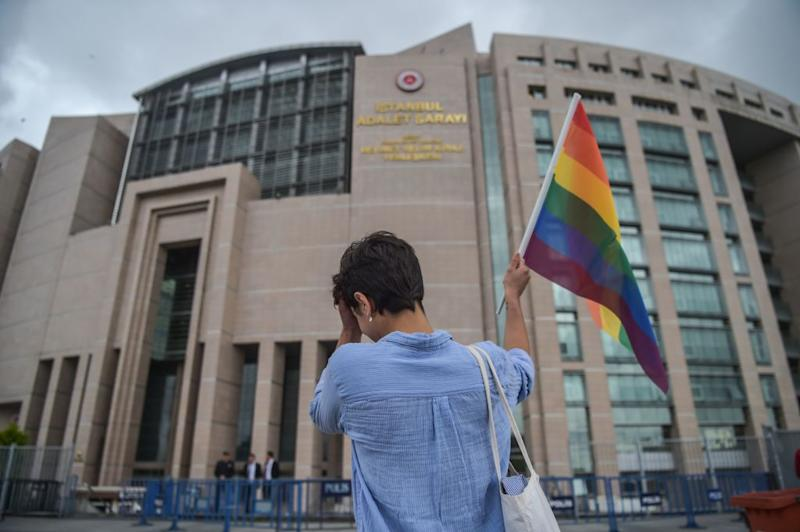 Turkey's capital has banned all public LGBT events, and this is a major step backward