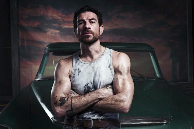 Ballet star: Jonathan Ollivier died hours before he was due to give his final performance in Matthew Bourne's production The Car Man(Chris Mann/The Matthew Bourne Co/PA )