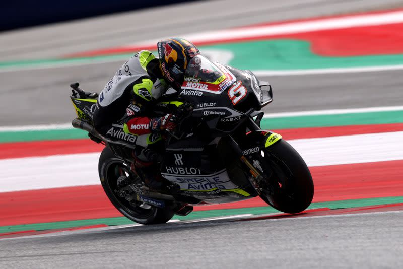 Motorcycling: Zarco declared unfit for Friday practice at Red Bull Ring