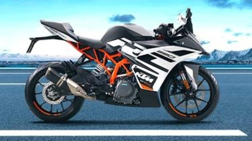 KTM RC 390 discontinued from official India website