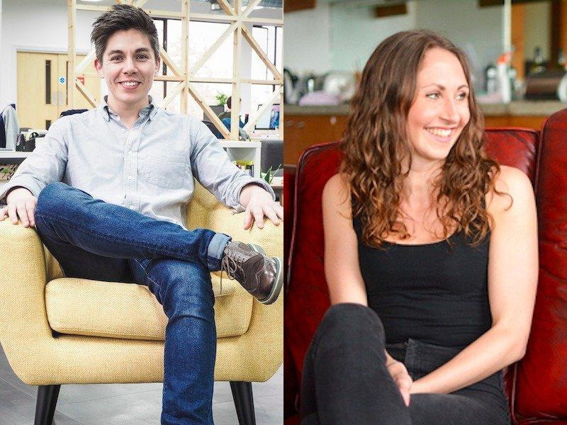 The 13 Coolest Tech Power Couples In London
