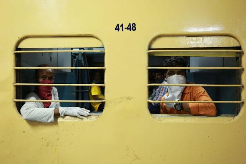 Congress Asks BJP to Show Govt Order on Footing 85% Train Fare for Migrants