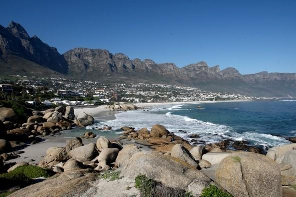 British man dies after cruise ship fall in South Africa