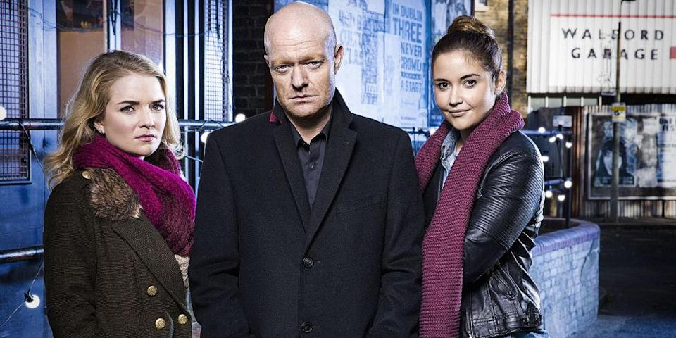 Jacqueline will be bidding farewell to EastEnders in the very near future. Copyright: [BBC]