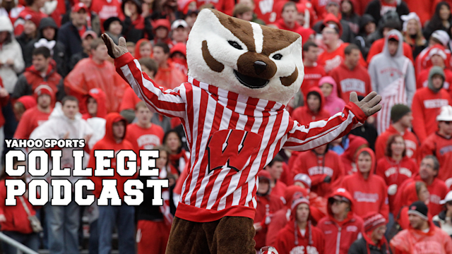 Tune in for a wild story from Wisconsin... even Bucky the Badger is confused...