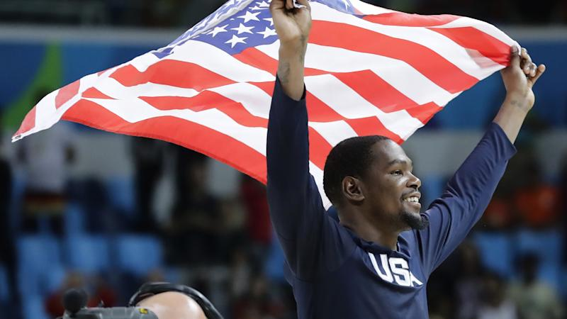 American Warriors: Top five Dubs to don red, white and blue for Team USA