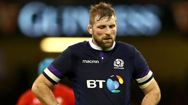 John Barclay has been denied the chance to end his Scarlets career with a Pro14 final appearance, after rupturing his Achilles.