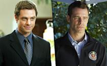 <p>David Sutcliffe, who played Christopher Hayden, brought his scruffy charm over to <i>Private Practice</i> in the recurring role of Addison's love interest, Kevin, for a couple of seasons. He continued to guest star on a variety of shows until landing the lead in <i>Cracked</i>, a Canadian show in the vein of <i>Criminal Minds</i>. The show lasted two seasons before being canceled due to budget cuts at the CBC. <br><br>(Credit: Everett Collection/CBC) </p>