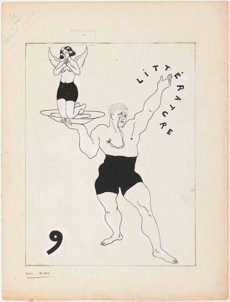 From Francis Picabia: Littérature.