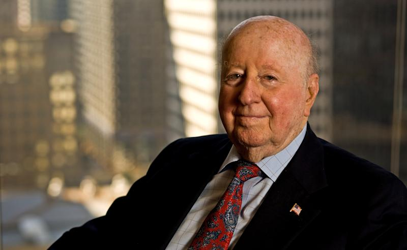 Texas oilman, fracking pioneer Mitchell dies at 94