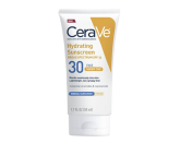 """<p><strong>CeraVe</strong></p><p>ulta.com</p><p><strong>$16.99</strong></p><p><a href=""""https://go.redirectingat.com?id=74968X1596630&url=https%3A%2F%2Fwww.ulta.com%2Fhydrating-sunscreen-face-sheer-tint-spf-30%3FproductId%3Dpimprod2013299&sref=https%3A%2F%2Fwww.prevention.com%2Fbeauty%2Fskin-care%2Fg26902204%2Fbest-tinted-sunscreens%2F"""" rel=""""nofollow noopener"""" target=""""_blank"""" data-ylk=""""slk:Shop Now"""" class=""""link rapid-noclick-resp"""">Shop Now</a></p><p>CeraVe's tinted sunscreen packs <strong>ceramides for hydration and niacinamide to reduce redness</strong>, as well as titanium dioxide and zinc oxide for top-notch mineral sun protection. The formula leaves behind a healthy glow and blends in beautifully—sans white cast. Plus, it's made to work with sensitive skin, so you don't need to worry about irritation with this one.</p>"""