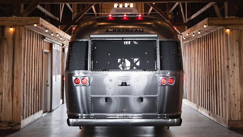 This New Airstream Package Turns Your Classic Trailer Into a Luxury Home on Wheels