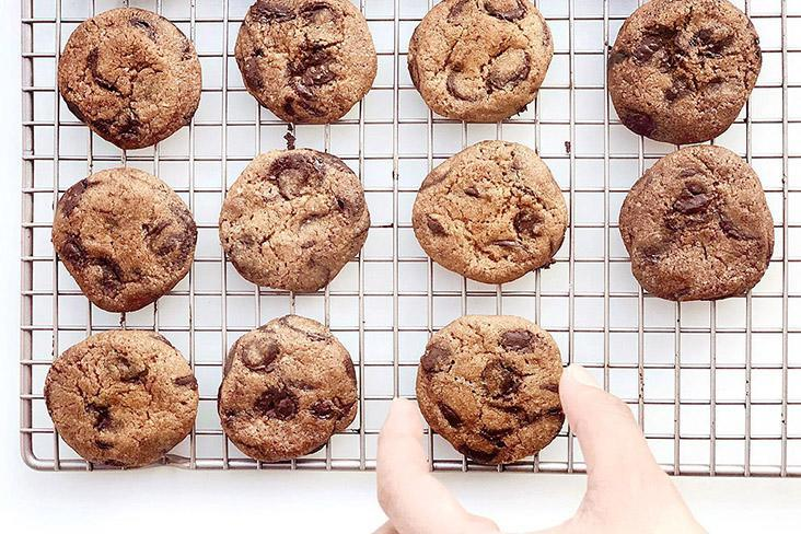 Forget every flavour under the sun, Kuukii focuses on chocolate chip cookies. – Pictures courtesy of Kuukii