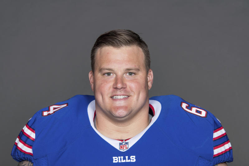 Richie Incognito was held for evaluation after allegedly throwing things, including a dumbbell, at a fellow gym patron. (AP)