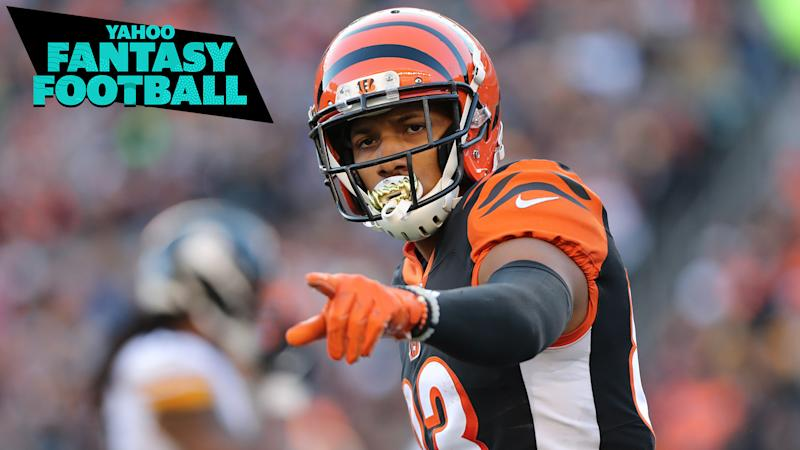 How much could Cincinnati Bengals WR Tyler Boyd be helped by the addition of rookie QB Joe Burrow in 2020? (Photo by Ian Johnson/Icon Sportswire via Getty Images)