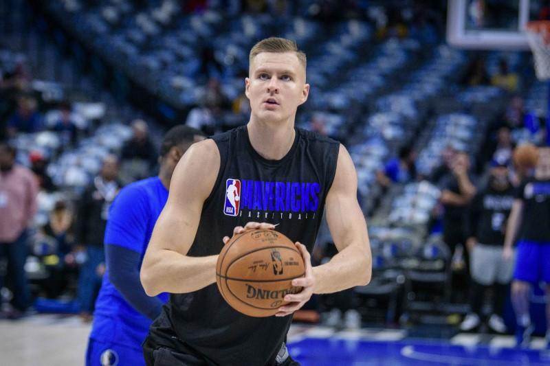 Porzingis Close As Mavs Get Set To Face Clippers