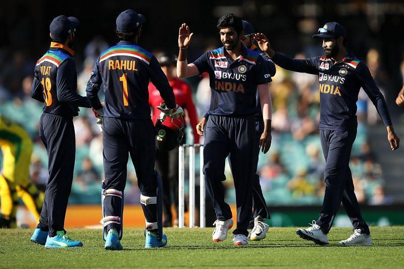 Jasprit Bumrah and Mohammed Shami could not get the early breakthrough for Team India