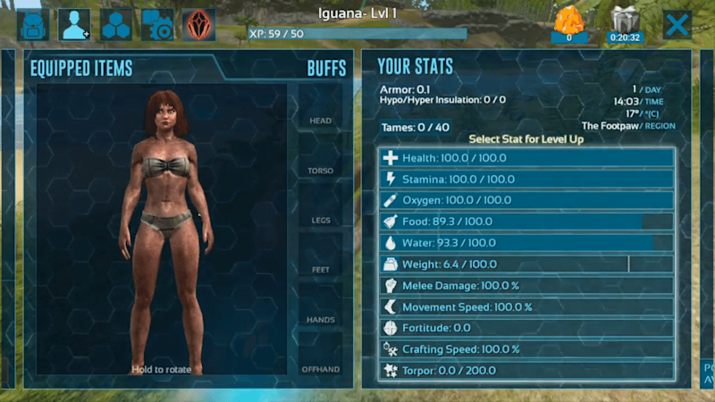 Ark Character Presets Download
