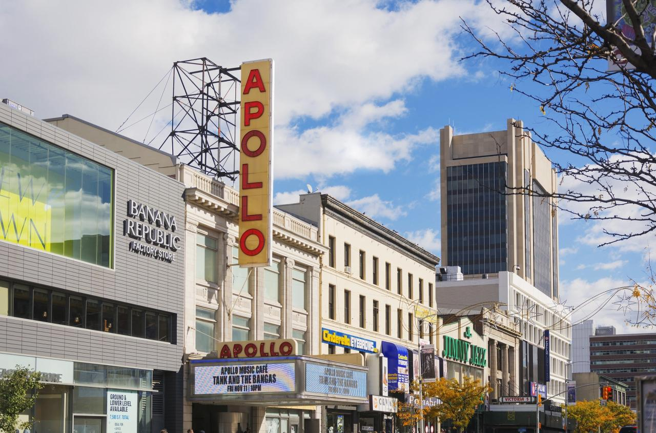 """The legendary <a href=""""https://people.com/music/lady-gaga-perform-apollo-theater-first-time/"""">Apollo Theater</a> has been a platform for iconic African American stars for decades. Once shut down, it is now forever immortalized as part of the National Museum of American History. From <a href=""""https://people.com/movies/jennifer-hudson-transforms-aretha-franklin-biopic-respect/"""">Aretha Franklin</a> to <a href=""""https://people.com/music/beyonce-kelly-rowland-michelle-williams-tyler-perry-gala/"""">Destiny's Child</a>, Ray Charles and The Temptations to <a href=""""https://people.com/music/jay-z-first-hip-hop-artist-billionaire/"""">JAY-Z</a> and Nas, see the icons who have hit the famous stage through the years."""