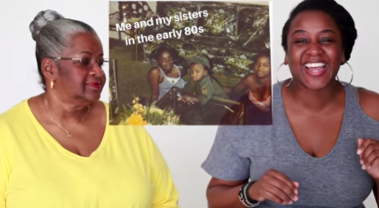Danielle Gray of The Style & Beauty Doctor Collaborates with Her Mom for Mother's Day makeup tutorial.