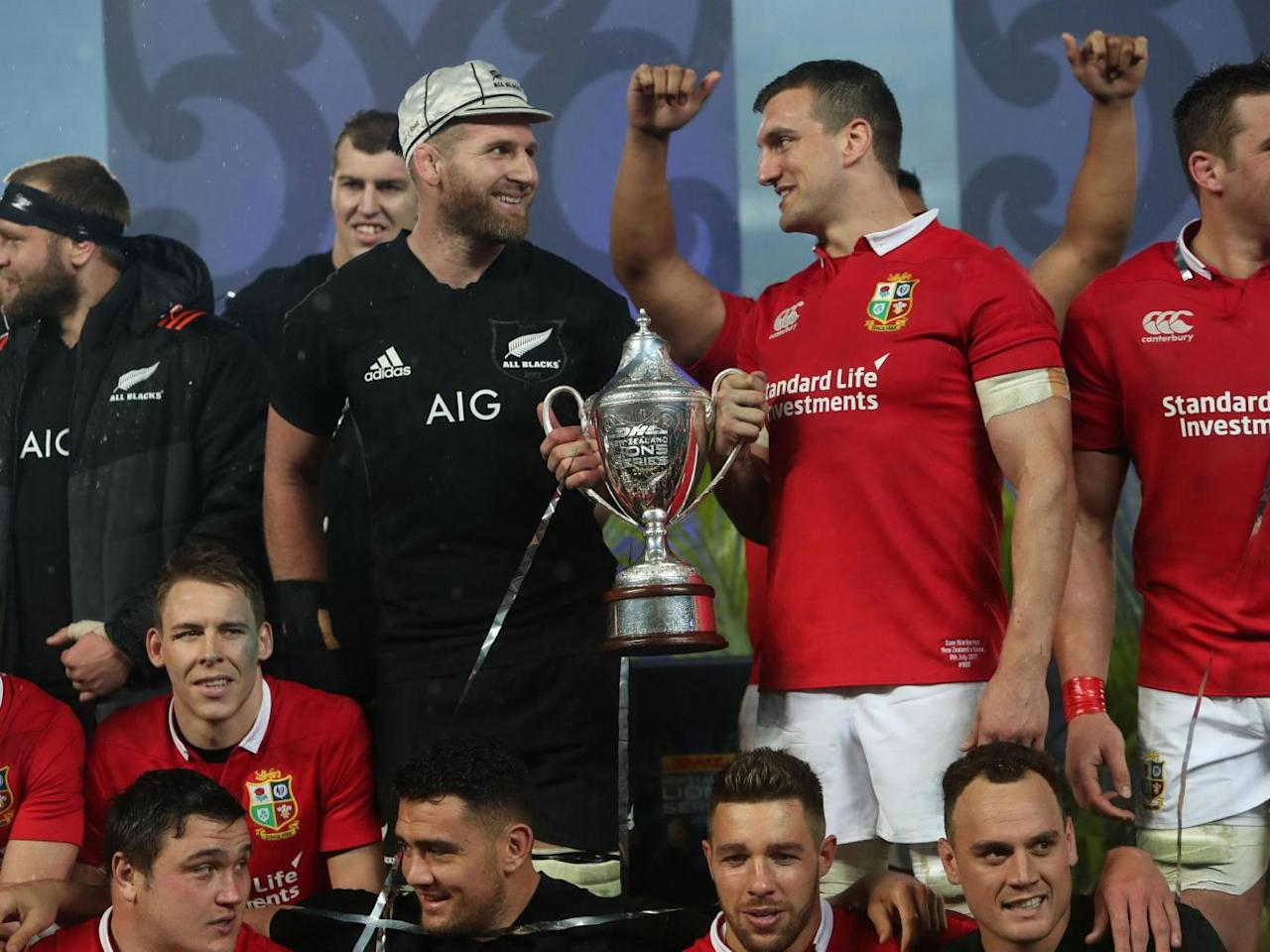 Sean O'Brien launches attack on British and Irish Lions coaches and singles out Rob Howley for misfiring plans