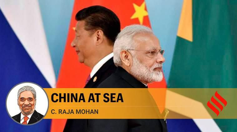 With Beijing expanding strategic purpose of its marine research to Andamans, Delhi and its partners should coordinate maritime diplomacy.