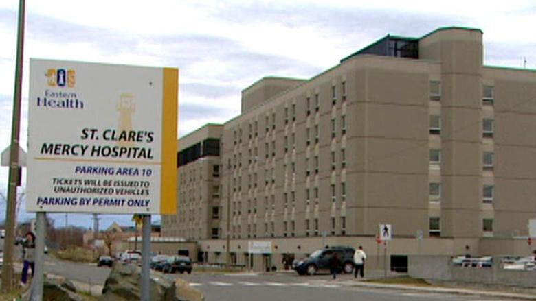 Suspect arrested in alleged carjacking at St. Clare's hospital