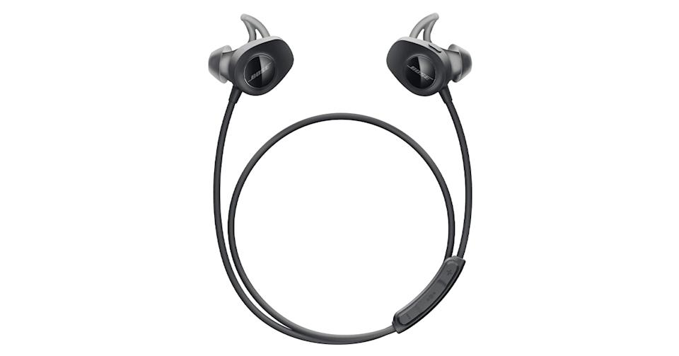 Bose SoundSport Wireless. Foto: amazon.com.mx