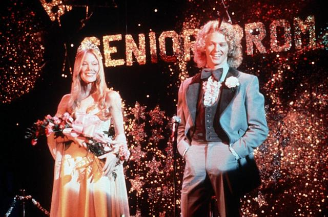 Sissy Spacek and William Katt in <em>Carrie</em>. (Photo: MGM/courtesy of Everett Collection)