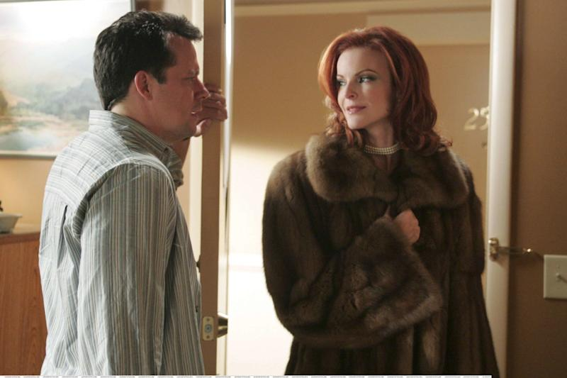 Steven played Bree's husband Rex for the first series of 'Desperate Housewives', later making occasional appearances in flashbacks after he was killed off.