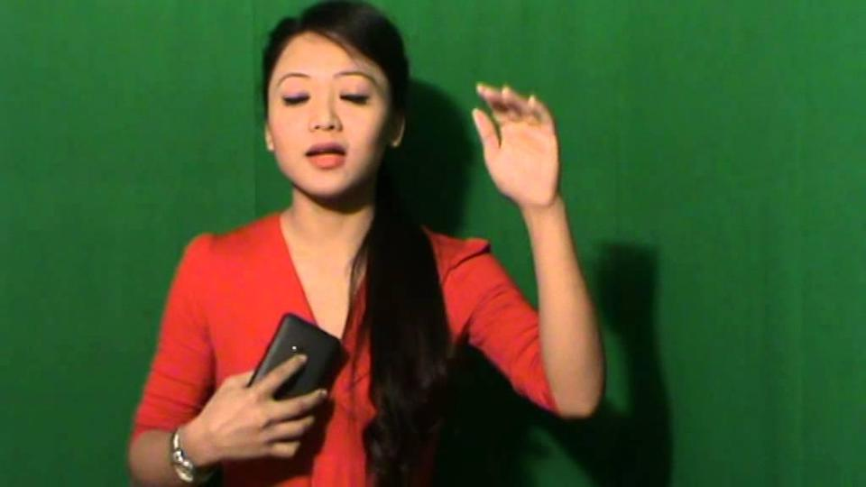 <p>We all have loved her in the web series Chinese Bhasad, but did you guys catch her in the 2016 movie Fukrey Returns as well? She was the one who played the Tibetan daughter. Keep your eyes open to catch this young talent in more projects. Though I really hope someone signs her up for an Indian role without any foreign connections. </p>