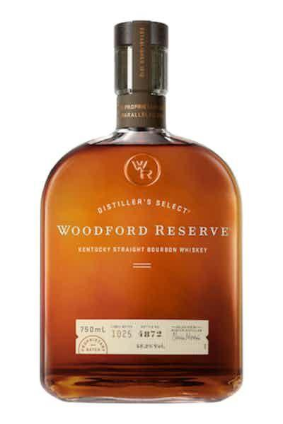 """<p><strong>Woodford</strong></p><p>drizly.com</p><p><strong>$20.79</strong></p><p><a href=""""https://go.redirectingat.com?id=74968X1596630&url=https%3A%2F%2Fdrizly.com%2Fliquor%2Fwhiskey%2Fbourbon%2Fwoodford-reserve-bourbon%2Fp2176&sref=https%3A%2F%2Fwww.cosmopolitan.com%2Ffood-cocktails%2Fg29021453%2Fbest-bourbon-brands%2F"""" rel=""""nofollow noopener"""" target=""""_blank"""" data-ylk=""""slk:Shop Now"""" class=""""link rapid-noclick-resp"""">Shop Now</a></p><p>Want your friends to think you have your shit together? Leave this sleek, sophisticated bottle sitting on top of your bar cart. And offer to pour them a glass too. They'll dig the smoky flavor and smooth finish.</p>"""