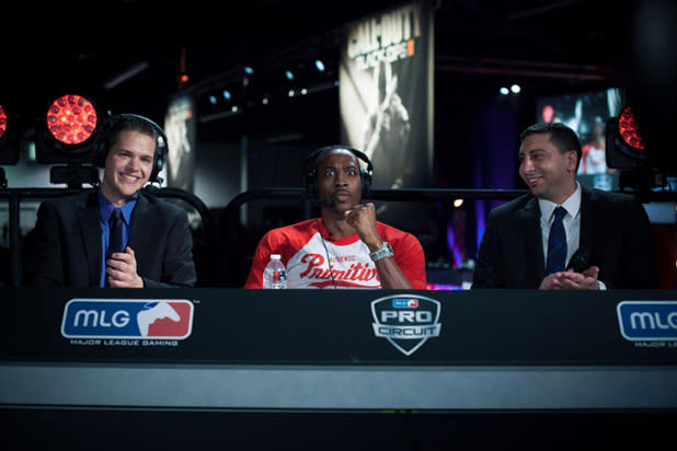 Relativity Partners With Major League Gaming
