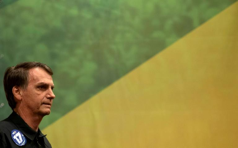 Brazil's right-wing presidential candidate Jair Bolsonaro is seen as pliant to the powerful agrobusiness lobby in his country known for putting profit ahead of preservation