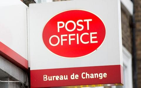 Post Office - Credit: Isabel Infantes/PA