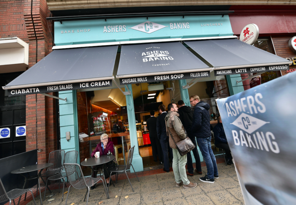 <em>The legal action was originally brought against family-run Ashers bakery in Belfast (Getty)</em>