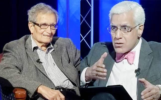 Demonetisation is Modi's Napoleon moment: Amartya Sen to India Today