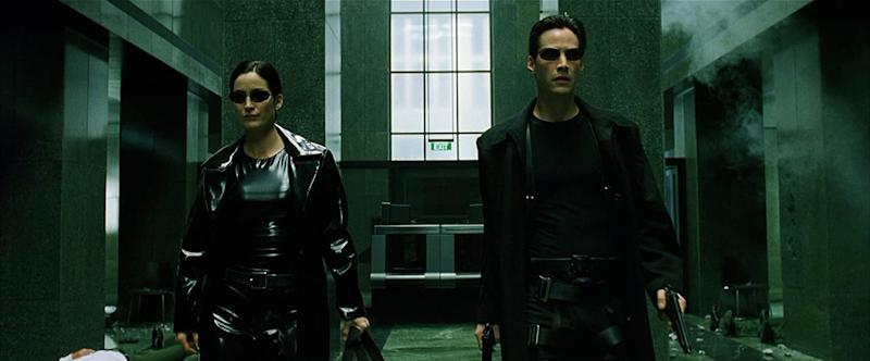 Lily Wachowski also discusses the subtext of The Matrix trilogy. (Image by Warner Bros)