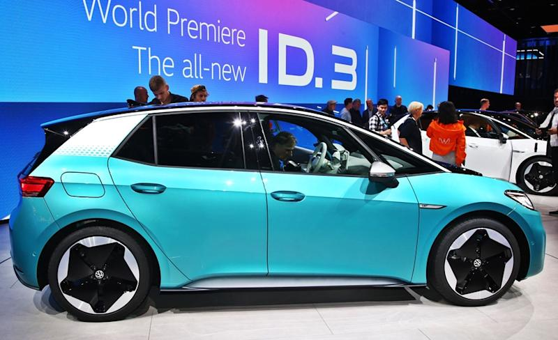 VW ID.3 India launch