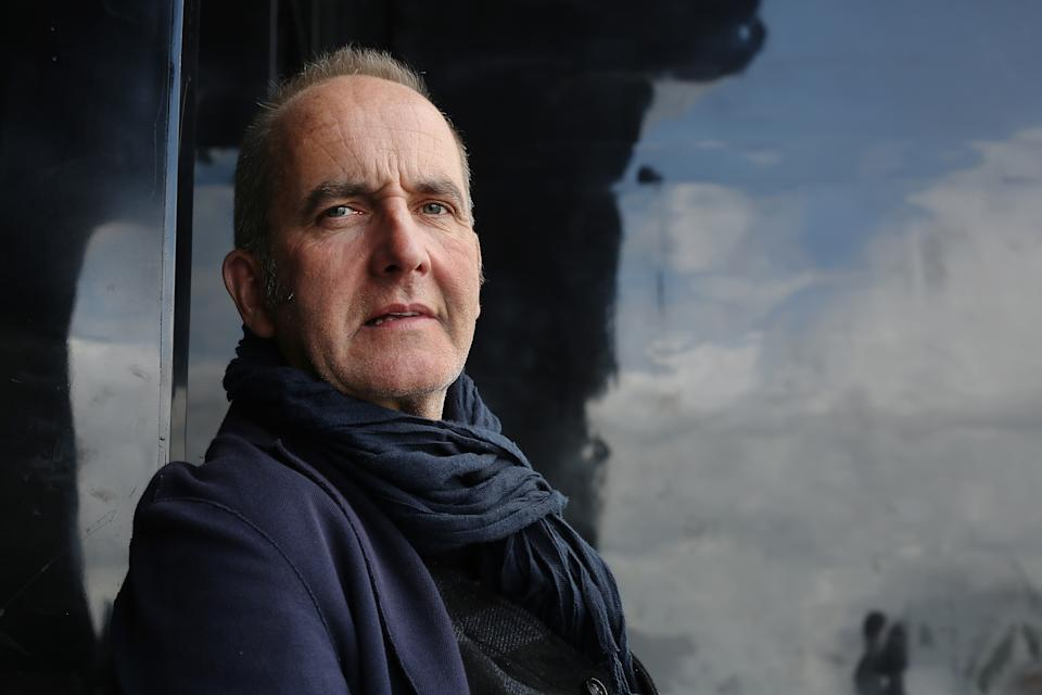GLASGOW, SCOTLAND - JULY 04:  Kevin McCloud, designer, television presenter and sustainable homes developer, on July 4, 2013 in Glasgow, Scotland.  (Photo by Jeremy Sutton-Hibbert/Getty Images)